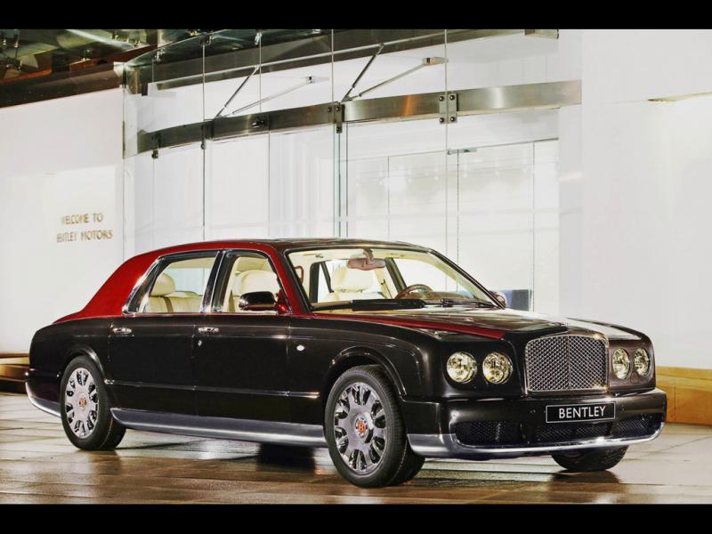 2005 Bentley Arnage Information And Photos Zombiedrive