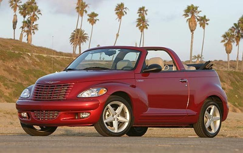 2005 chrysler pt cruiser information and photos zombiedrive. Black Bedroom Furniture Sets. Home Design Ideas