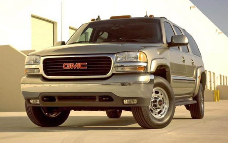2005 gmc yukon xl information and photos zombiedrive. Black Bedroom Furniture Sets. Home Design Ideas