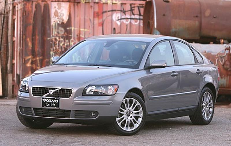 2005 volvo s40 - information and photos - zombiedrive