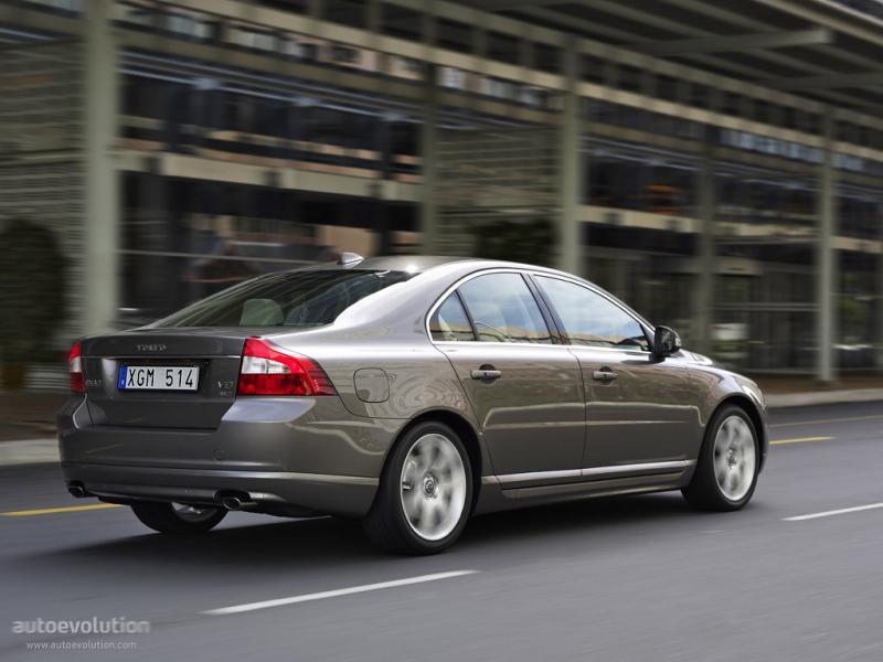 Volvo S80 2006 2006 Volvo S80 13