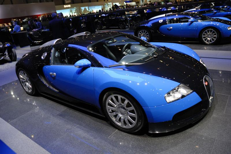 2007 bugatti veyron 16 4 information and photos. Black Bedroom Furniture Sets. Home Design Ideas