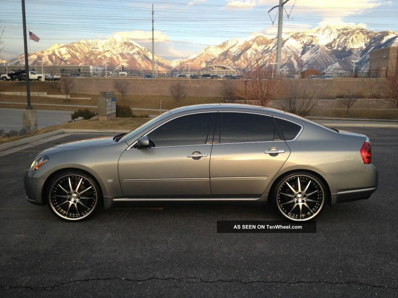 2007 infiniti m45 information and photos zombiedrive. Black Bedroom Furniture Sets. Home Design Ideas