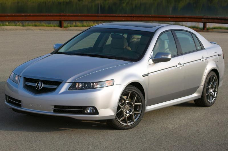 Acura TL Information And Photos ZombieDrive - Best tires for acura tl