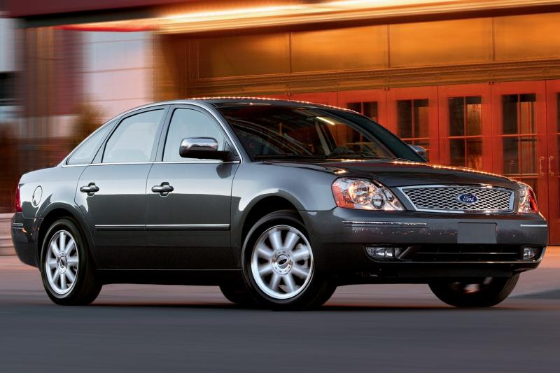 2007 ford five hundred information and photos zombiedrive. Black Bedroom Furniture Sets. Home Design Ideas