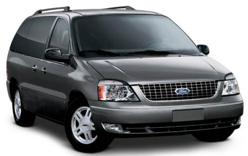 2007 ford freestar information and photos zombiedrive. Black Bedroom Furniture Sets. Home Design Ideas