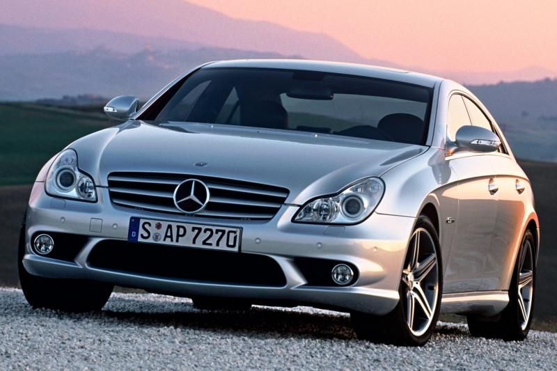 2007 mercedes benz cls class information and photos for 2007 mercedes benz cls63 amg