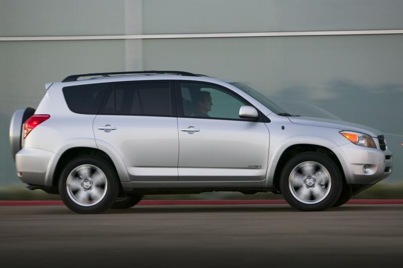 2007 toyota rav4 information and photos zombiedrive. Black Bedroom Furniture Sets. Home Design Ideas