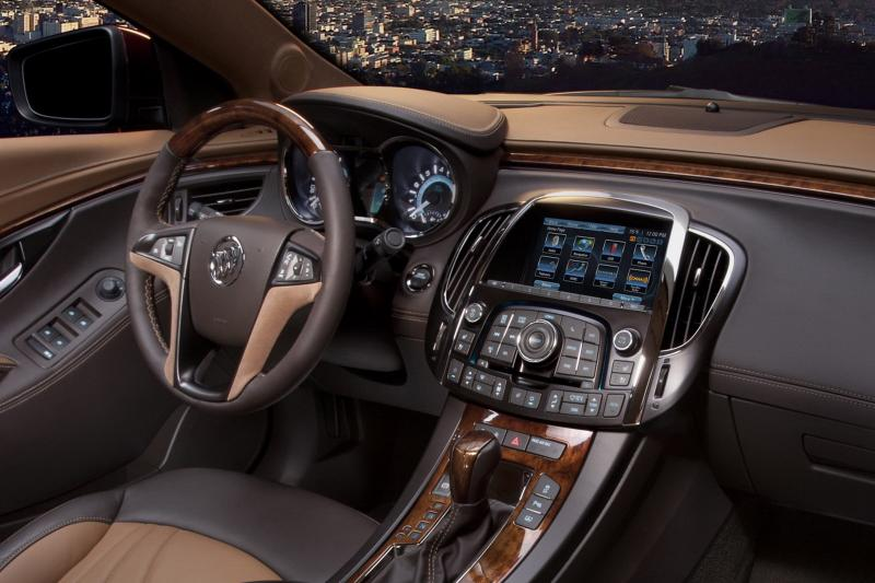 2008 Buick Lacrosse Information And Photos Zombiedrive
