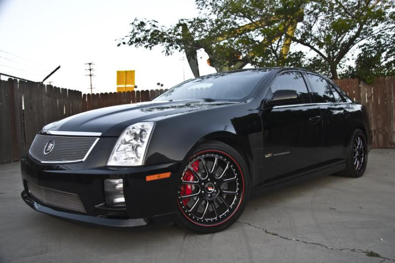 2008 cadillac sts v information and photos zombiedrive. Black Bedroom Furniture Sets. Home Design Ideas