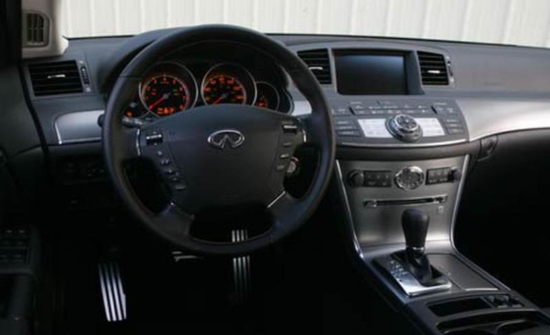 2008 Infiniti M45 Information And Photos Zombiedrive