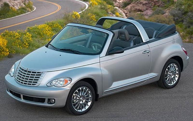 2008 Chrysler PT Cruiser - Information and photos - ZombieDrive