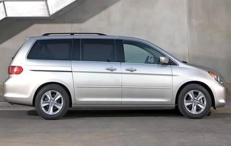 800 1024 1280 1600 Origin 2010 Honda Odyssey ...