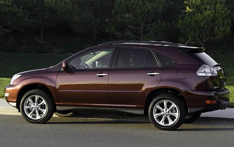 Superb ... 2008 Lexus RX 350 4dr SUV Exterior #3 800 1024 ...