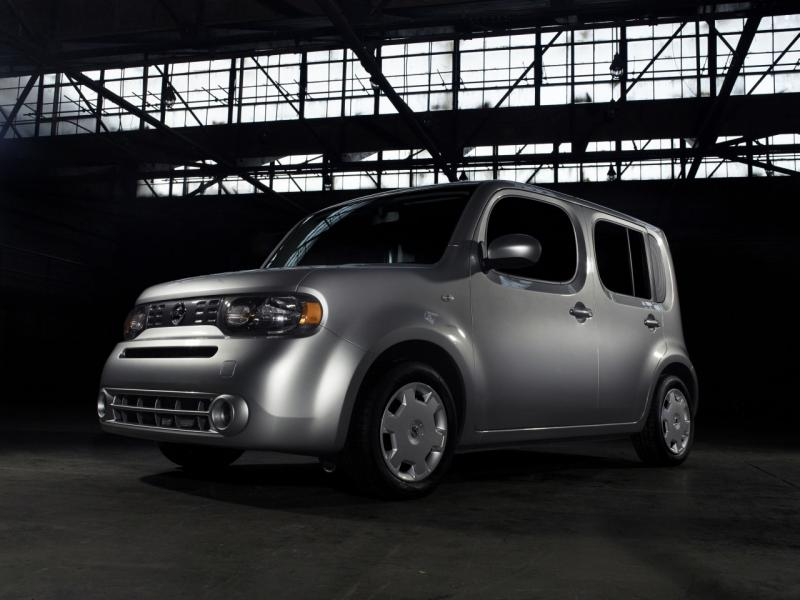 2009 Nissan Cube Information And Photos Zombiedrive