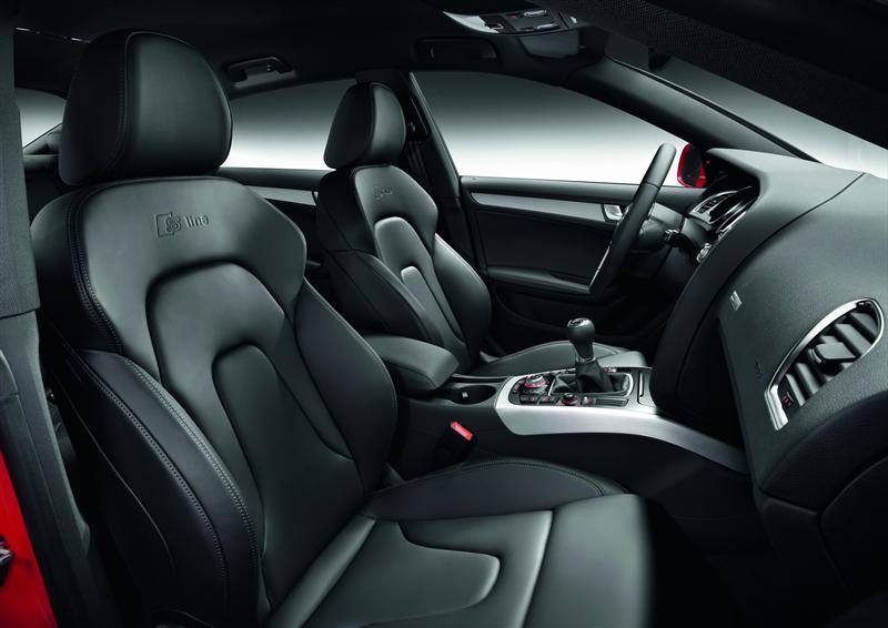 2010 audi a5 - information and photos - zombiedrive