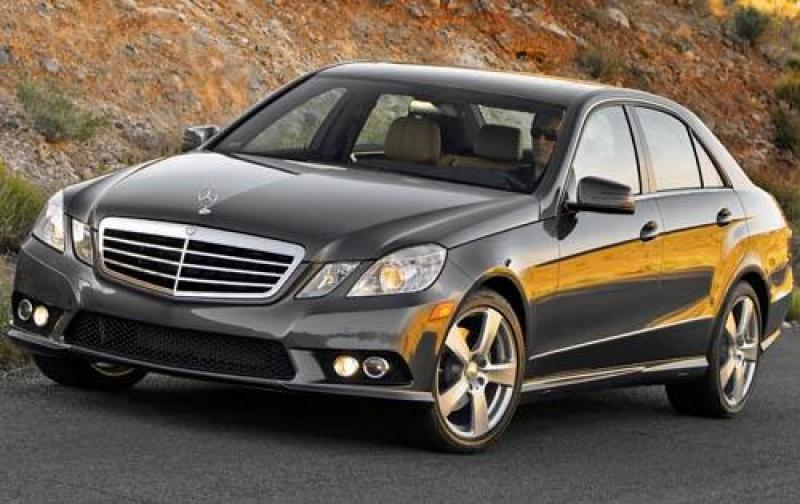 2010 mercedes benz e class information and photos. Black Bedroom Furniture Sets. Home Design Ideas