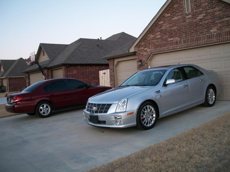 2011 cadillac sts information and photos zombiedrive. Black Bedroom Furniture Sets. Home Design Ideas