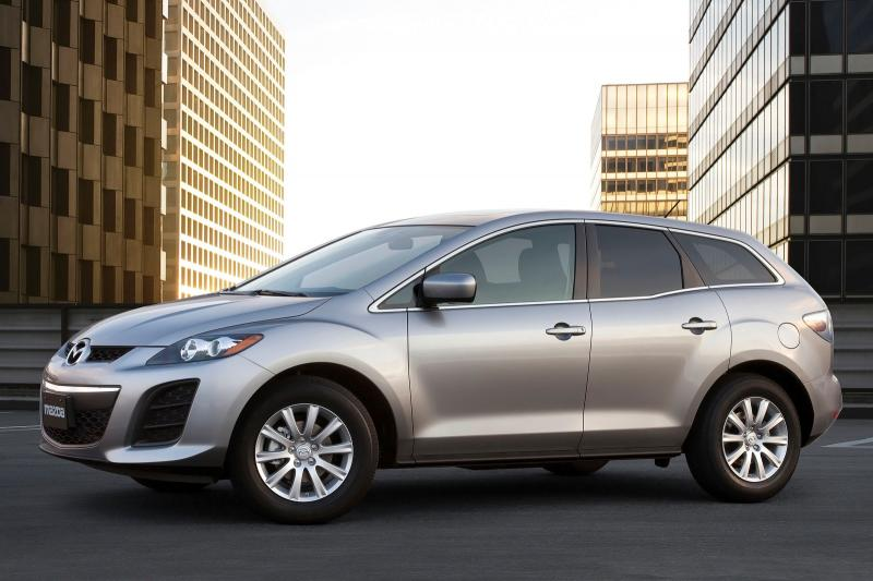2012 mazda cx 7 information and photos zombiedrive. Black Bedroom Furniture Sets. Home Design Ideas