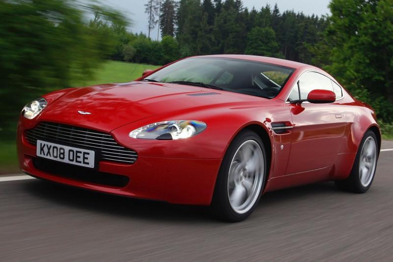 2013 Aston Martin V8 Vantage Information And Photos Zombiedrive