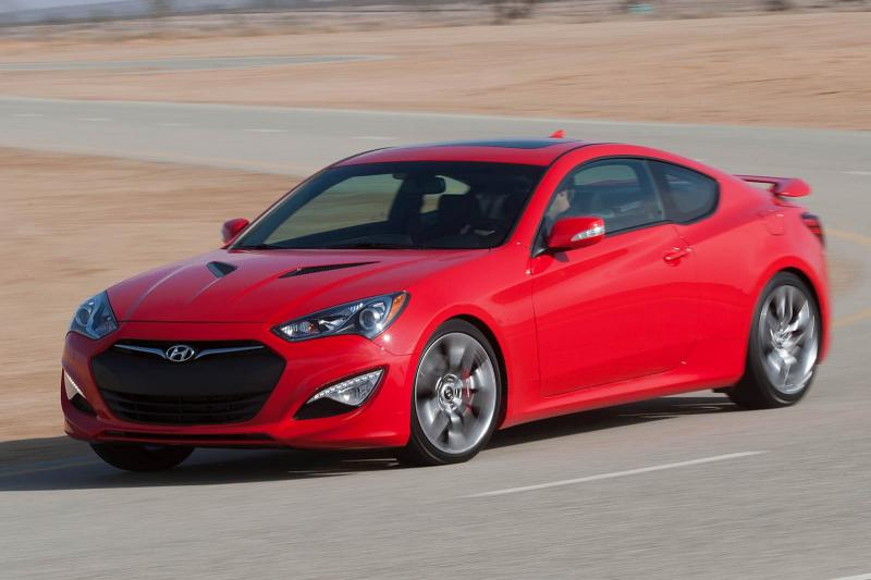 2013 hyundai genesis coupe information and photos zombiedrive. Black Bedroom Furniture Sets. Home Design Ideas