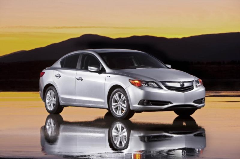 2014 acura ilx hybrid information and photos zombiedrive. Black Bedroom Furniture Sets. Home Design Ideas
