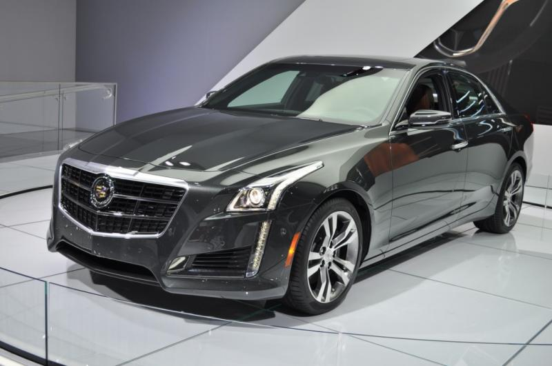 2014 cadillac cts coupe information and photos zombiedrive. Cars Review. Best American Auto & Cars Review