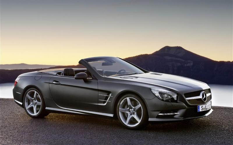 2014 mercedes benz sl class information and photos zombiedrive. Cars Review. Best American Auto & Cars Review