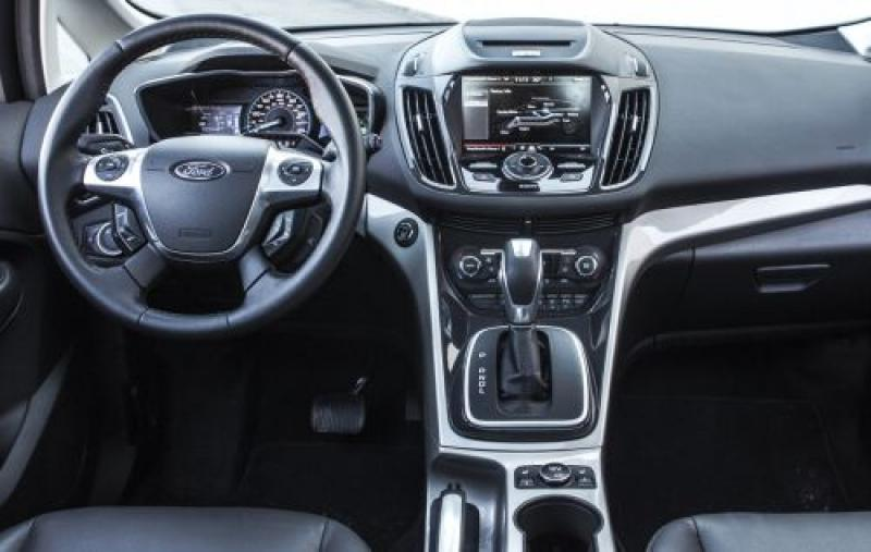 2015 Ford CMax Hybrid Information and photos ZombieDrive