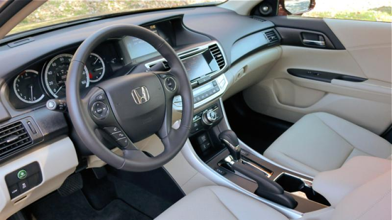 2015 honda accord information and photos zombiedrive. Black Bedroom Furniture Sets. Home Design Ideas