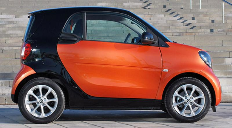 new smart car release date2016 smart fortwo  Information and photos  ZombieDrive