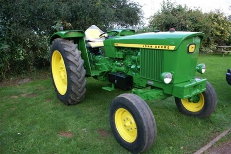 Oh Dear, Here Comes Another John Deere 2020