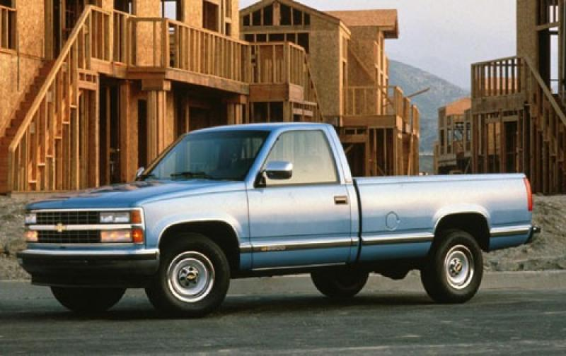 1990 chevrolet c/k 1500 series - information and photos - zombiedrive