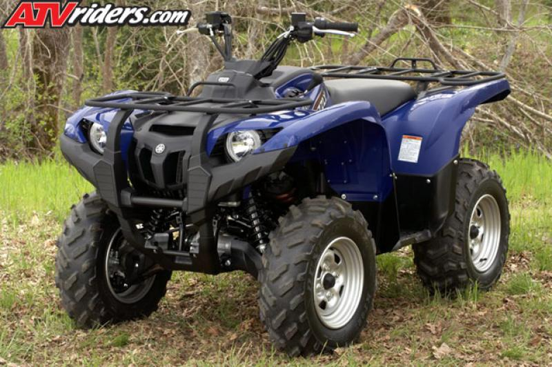 A grizzly bear power of yamaha grizzly for Yamaha grizzly 800